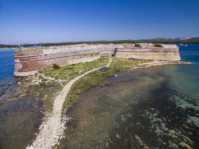 St. Nicolas' Fortless, Zablace - Croazia