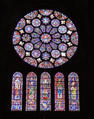 Cathédrale de Chartres (28) 6 octobre 2018.