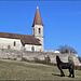 Trept (38) 17 février 2014. Chapelle de Cozance.
