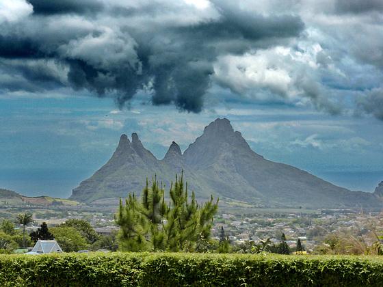 Landscape with Clouds - SPC 03/2018 - 2° place - Tempesta alle Mauritius