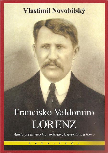 prof. Novobilský - biografia libro pri Francisko Valdomiro Lorenz