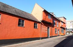 Angel Lane, Bury St Edmunds, Suffolk