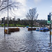 Flood, Dumbarton Quay