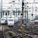 Gleise, Signale, Züge ...