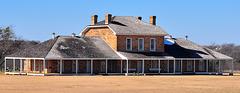 Hospital at Fort Richardson