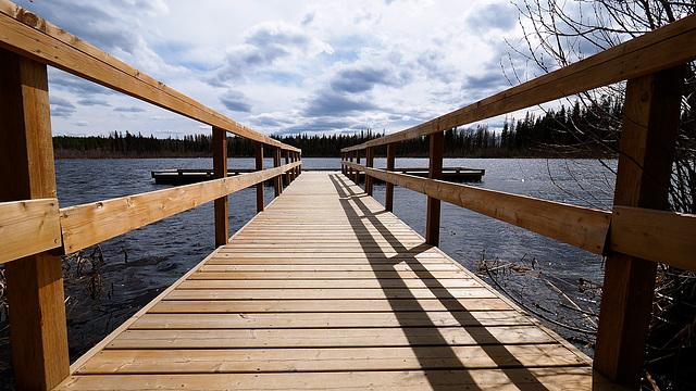 North of Quesnel, BC Canada
