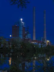 # 6 - Moonscape - Heilbronn Power Plant (120°)