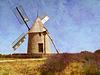 Moulin à vent - St Pierre de la Fage