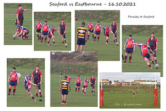 Penalty to Seaford vs Eastbourne 16 10 2021