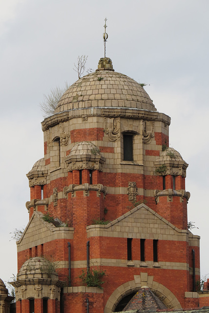 methodist central hall, liverpool