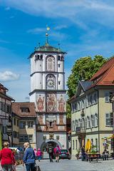 Liebfrauen oder Ravensburger Tor
