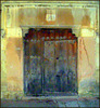 Ancient door.