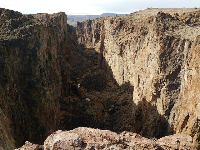 Thousand Creek Gorge