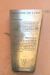 Impasse Turquet - Lyon