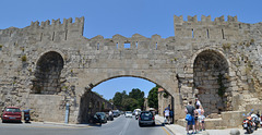 The Fortress of Rhodes, Tarsana Gate