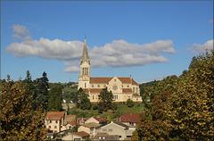 La-Tour-du-Pin (38) 17 octobre 2013. (Depuis le TER Lyon-Grenoble)