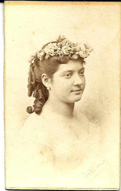 Caroline Finaly by Luckhardt