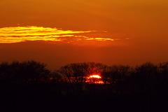 DSCF0108 Sunset Olden Eibergen