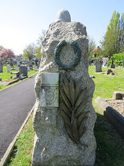 chiswick old cemetery, london