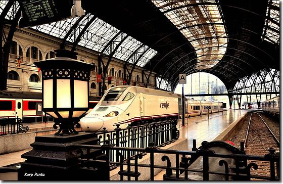 Estació de França - Barcelona