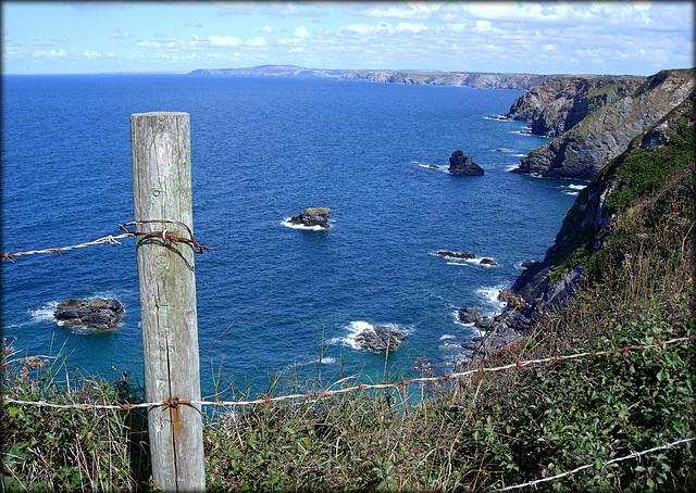 HFF everyone! A rare Cornish fence.