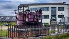 Napier Engine, Scottish Maritime Museum, Dumbarton