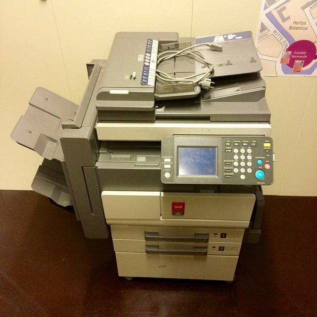 Old multifunctional printer
