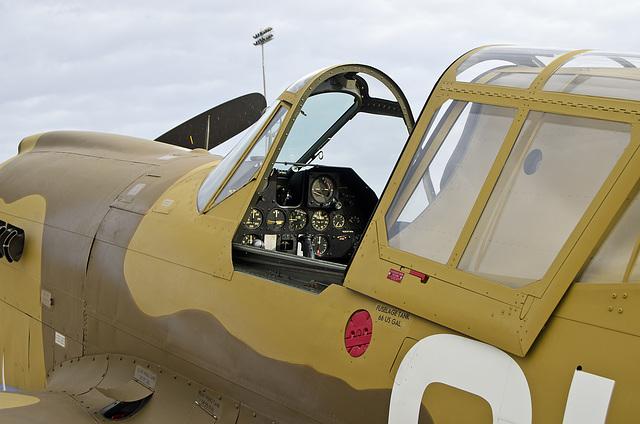 Curtiss P-40M Kittyhawk N40DF