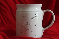 Leunig coffee mug