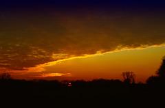 DSCF0123 Sunset Olden Eibergen