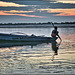 Lever du jour sur Varanasi