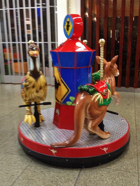 Aussie-go-round