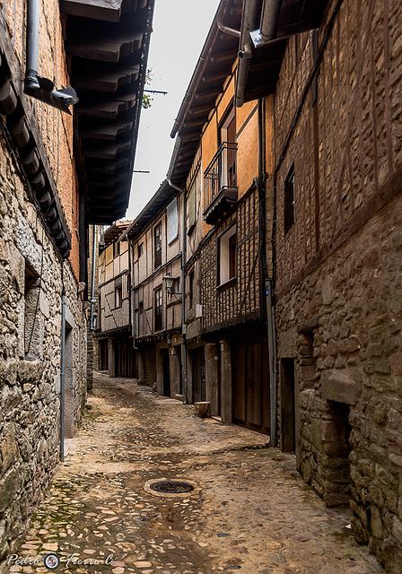 Calles de la Alberca...