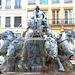 Fontaine des Terraux (Bartoldi) - Lyon