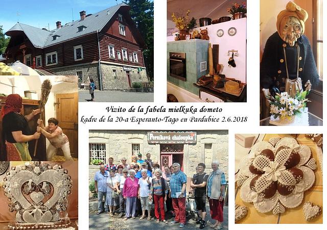 La 20-a Esperanto-Tago en Pardubice 2018 (la urbo, kie Lorenc eldonis en 1890 la unuan Esperanto-lernolibron por ĉeĥoj)