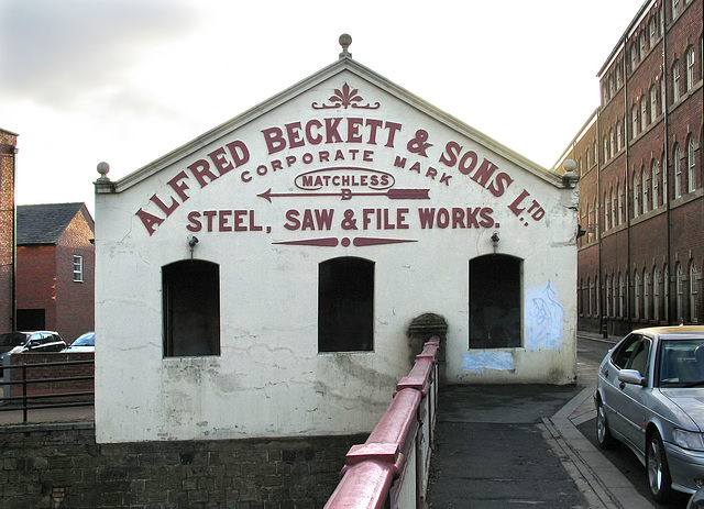 Alfred Beckett & Sons Ltd