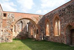 Kirchenruine Mallnow