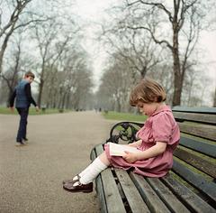 Hyde Park - London - in 1982