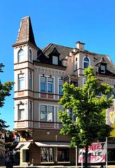 Fassaden in Bad Neuenahr