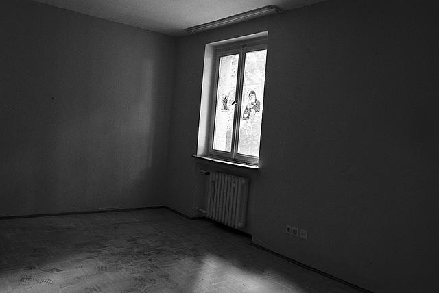 Haus 2 | Fensterbild