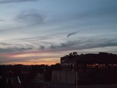 Oh ! Hi ! Oh ! sunrise