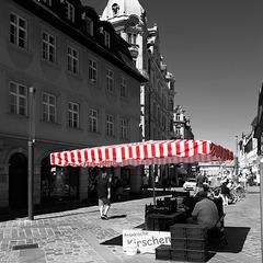 Bamberger Fussgängerzone