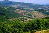 Paysage d'Ardèche...