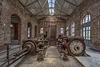 Cotton Spinning Mill - Steam Engine