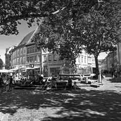 Neptunbrunnen Bamberg