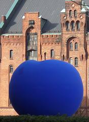 IP/PA Treffen-Nachlese: Big Blue Apple vor der Speicherstadt
