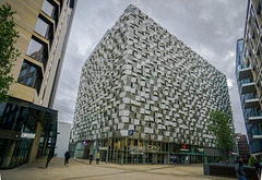 The 'Cheese grater'... Sheffield city centre.