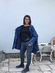 thin felted jacket