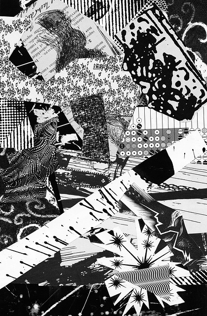 black & white series 01