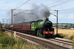 The Cathedrals Express, to Lowestoft